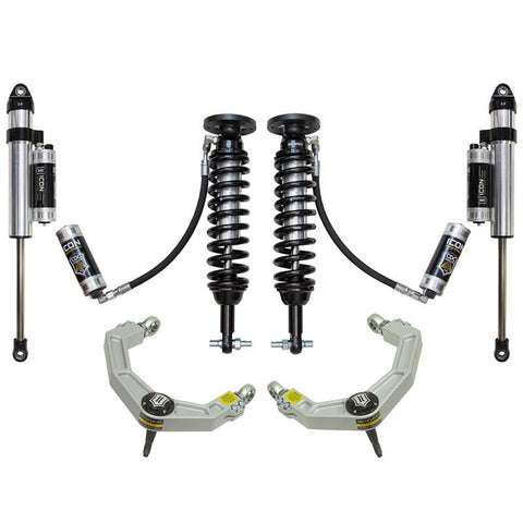 '15-Current Ford F150 Suspension System-Stage 5