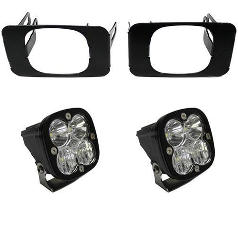 '15-Current Ford Super Duty Fog Light Pocket Kit Lighting Baja Designs