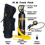 15 LB Track Pack PowerTank-TP15-5340 Recovery Gear PowerTank