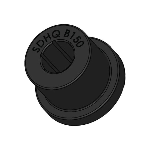"1.50"" Urethane Half Bushing Bushings SDHQ Off Road"