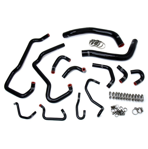 '16-17 Toyota Tacoma 3.5L Reinforced Silicone Hose Kit Performance Products HPS Performance