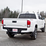 "16-Current Toyota Tacoma 3"" Cat Back Single Side Exhaust System Exhaust Systems MBRP"