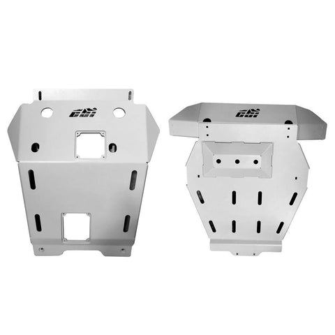 16-Current Toyota Tacoma CBI Off Road Full Skid Plate Kit Skid Plate CBI Off Road