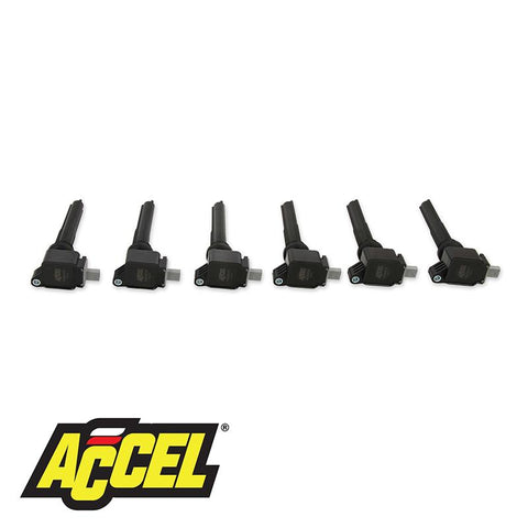 '17-Current Ford EcoBoost 3.5L Ignition Coils-6 Pack Electrical Accel