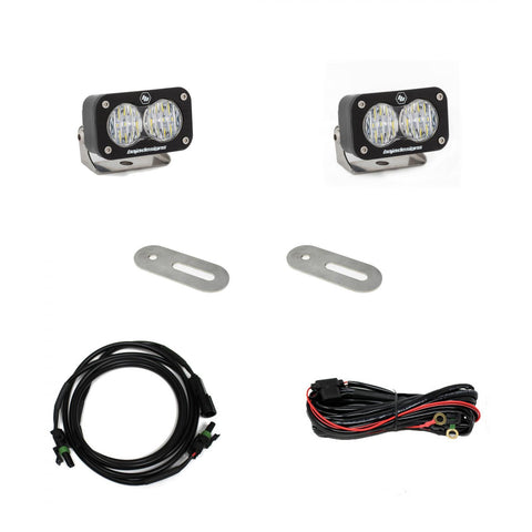 '17-Current Ford F250/350 S2 Reverse Light Kit Lighting Baja Designs