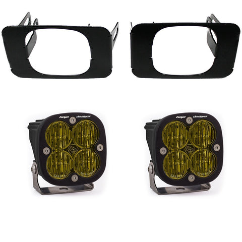 '17-Current Ford F250/350 SAE Fog Light Kit Lighting Baja Designs