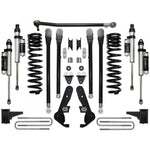"'17-Current Ford F250/F350 4WD 4.5"" Suspension System-Stage 4 Icon Vehicle Dynamics - SDHQ Off-Road"