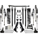 "'17-Current Ford F250/F350 4WD 4.5"" Suspension System- Stage 5 Suspension Icon Vehicle Dynamics"