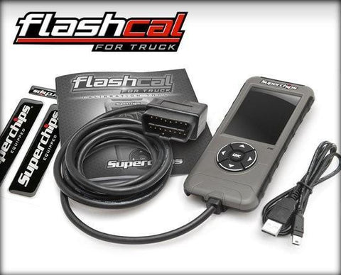 '17-Current Ford Raptor 3.5L Flashcal Caliberation Tool-1545 Electrical Superchips