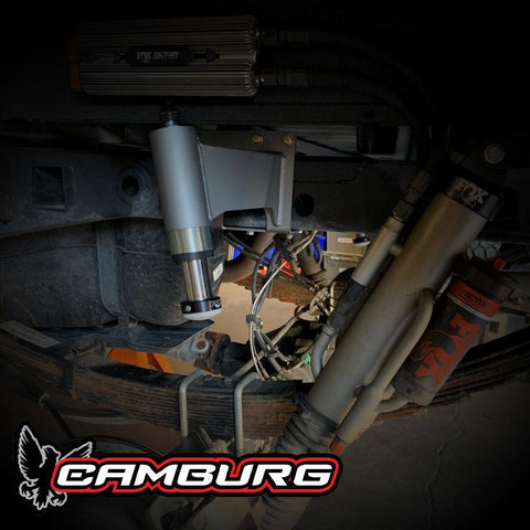 '17-Current Ford Raptor Camburg Bolt on Rear 2.5 Bump Stop Mount Kit Suspension Camburg Engineering