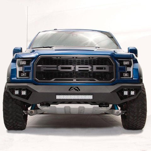 17-Current Ford Raptor Vengeance Series Front Bumper Bumper Fab Fours