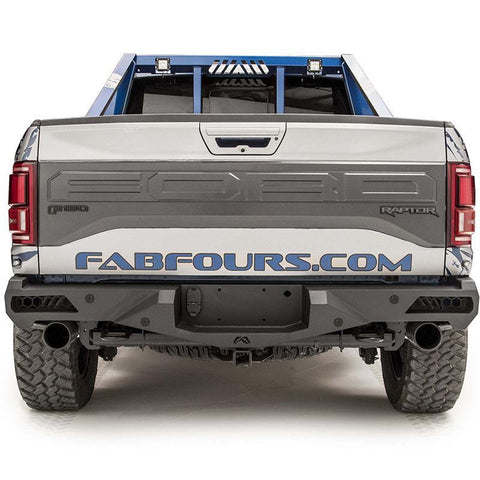 17-Current Ford Raptor Vengeance Series Rear Bumper Bumper Fab Fours