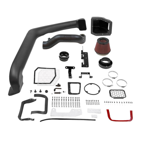 '18-Current Jeep JL 2.0L Delta Force Performance Air Intake Performance Flowmaster