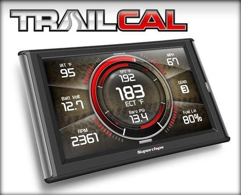 '18-Current Jeep JL 2.0L TrailCal-41051-JL Electrical Superchips