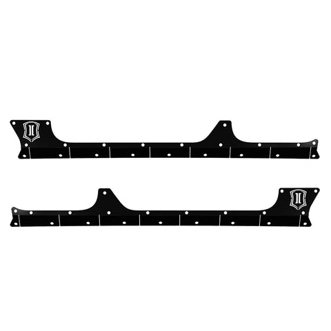 18-Current Jeep JL 4DR Pro Body Armor Bumper Impact Series Off-Road Armor