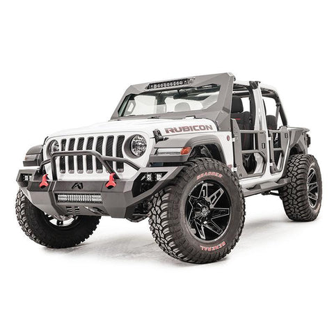 '18-Current Jeep JL Vengeance Series Front Bumper Bumper Fab Fours