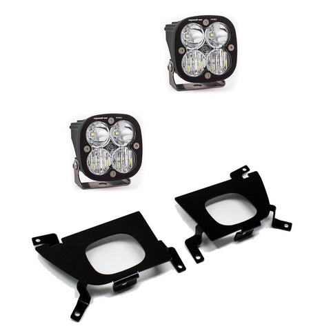 '19-Current Chevy/GM 1500 Fog Pocket Mount Kit Lighting Baja Designs