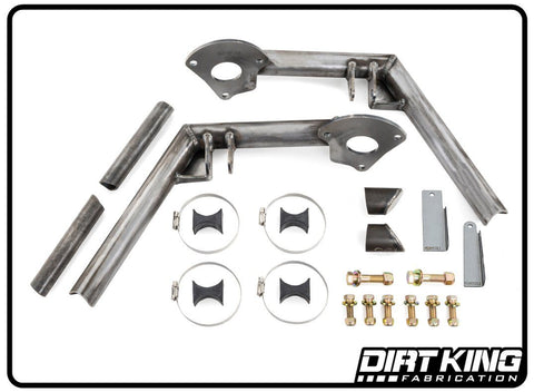 '19-Current Chevy/GMC 1500 Bypass Shock Hoop Kit Suspension Dirt King Fabrication