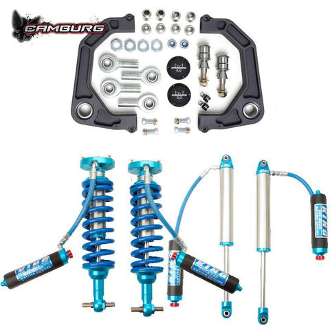 '19-Current Chevy/GMC 1500 Camburg King 2.5 Performance Kit Suspension Camburg Engineering