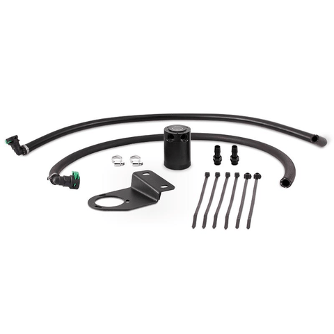 '19-Current Ford Ranger Baffled Oil Catch Can Kit Performance Products Mishimoto