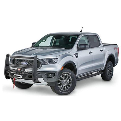 '19-Current Ford Ranger Trans4mer Winch Mount and Center Grille Guard Winch Mount Warn Industries