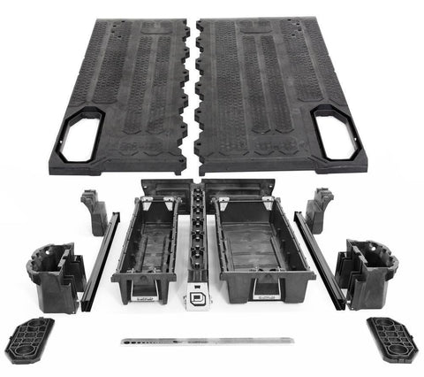 '19-Current Ford Ranger Truck Bed Storage System Organization Decked