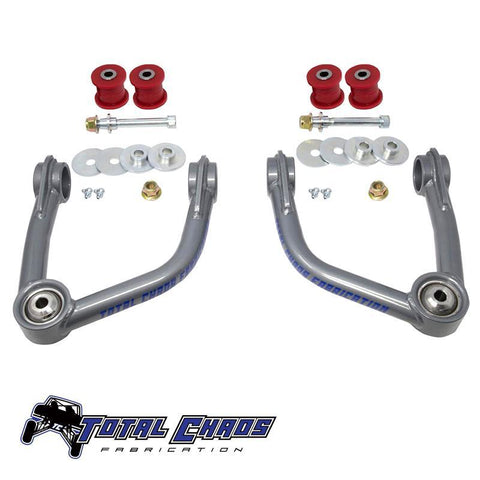 '19-Current Ford Ranger Upper Control Arms Suspension Total Chaos Fabrication