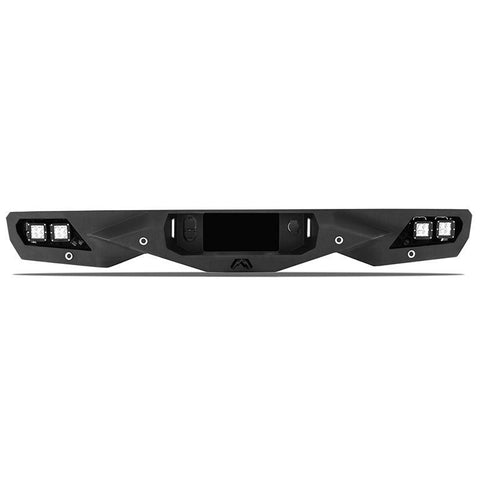 '19-Current Ford Ranger Vengeance Series Rear Bumper Bumper Fab Fours