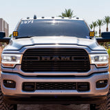 '19-Current Ram 2500/3500 SDHQ Built A-Pillar Light Mounts Lighting SDHQ Off Road