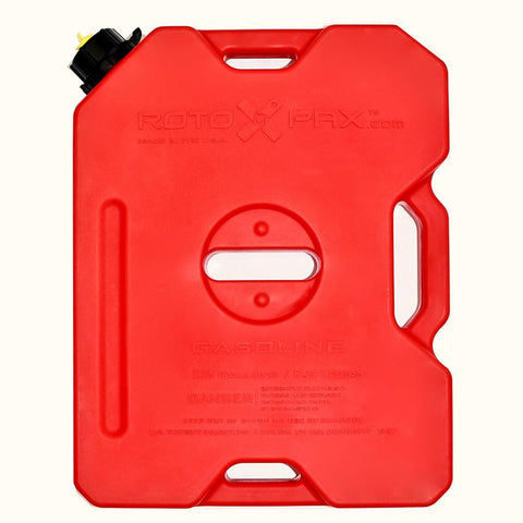 2 Gallon Gasoline Gen 2 Container Fuel Jug Rotopax