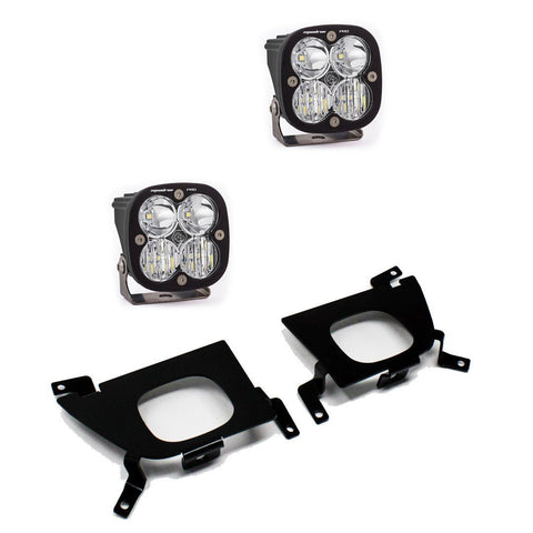 '20-Current Chevy/GM 2500/3500 Fog Pocket Mount Kit Lighting Baja Designs