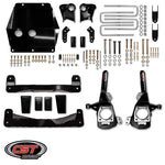 "'20-Current Chevy/GMC 2500/3500 4WD 4"" STL Suspension System Suspension CST Performance Suspension"