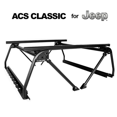 '20-Current Jeep Gladiator (JT)-ACS Classic Bed Accessories Leitner Designs
