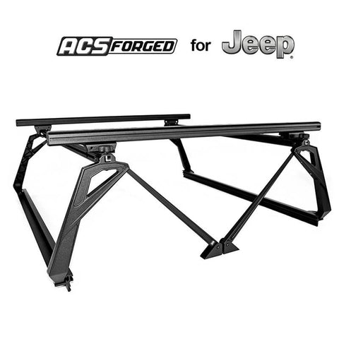 '20-Current Jeep Gladiator (JT)-ACS Forged Bed Accessories Leitner Designs
