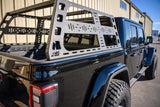 '20-Current Jeep Gladiator (JT) Cab Height Bed Rack Bed Rack CBI Off Road