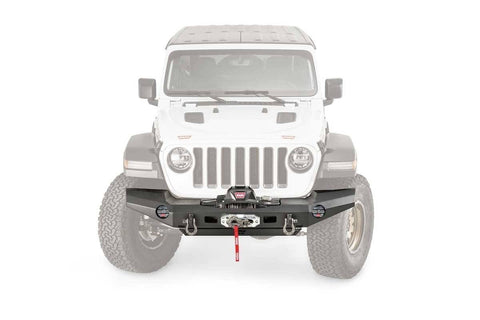 '20-Current Jeep Gladiator (JT) Elite Series Full Width Bumper Bumper Warn Industries