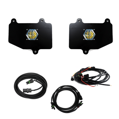 '20-Current Jeep JT Gladiator S1 Reverse Light Kit Lighting Baja Designs