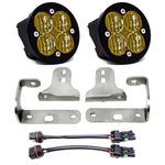 '20-Current Jeep JT Gladiator SAE Fog Light Kit Lighting Baja Designs