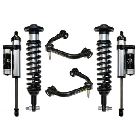 2014 Ford F150 2WD Suspension System-Stage 3 Suspension Icon Vehicle Dynamics
