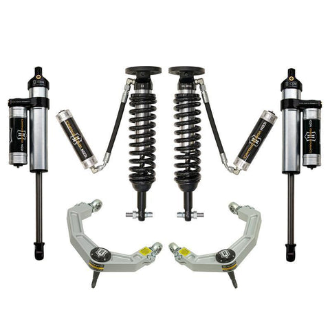 2014 Ford F150 2WD Suspension System-Stage 4 Suspension Icon Vehicle Dynamics