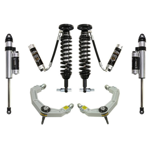 2014 Ford F150 2WD Suspension System-Stage 5 Suspension Icon Vehicle Dynamics