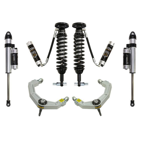 2014 Ford F150 Suspension System-Stage 5 Suspension Icon Vehicle Dynamics