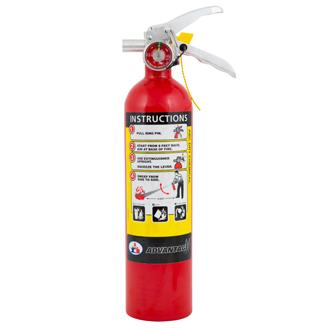 2.5lb Fire Extinguisher Fire Extinguisher SDHQ Off Road