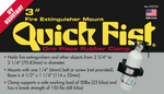 "3"" Quick Fist Clamp Quick Fist Clamp Quick Fist Clamps"