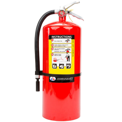 5lb Fire Extinguisher Fire Extinguisher SDHQ Off Road