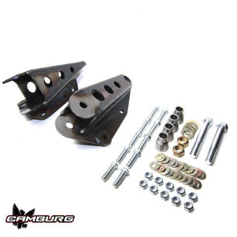 '86-96 Ford Bronco Camburg 4WD 4-Link Kit Suspension Camburg Engineering
