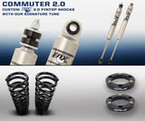 "'94-02 Ram 2500/3500 2.0 Commuter System-3"" Lift Suspension Carli Suspension"