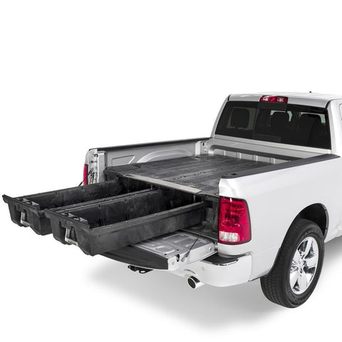 94-Current Dodge Ram 1500 Truck Bed Storage System Organization Decked
