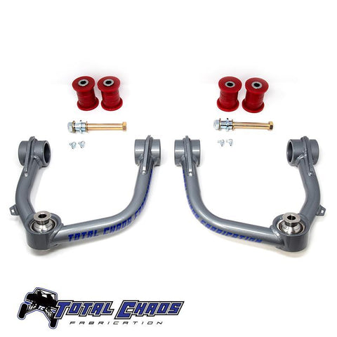 '98-07 Toyota Landcruiser 100 Series Upper Control Arms Suspension Total Chaos Fabrication