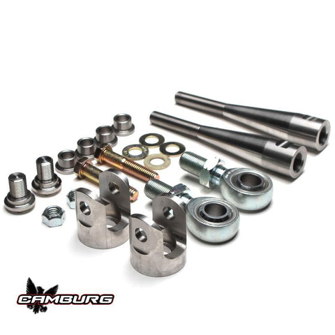 '98-12 Ford Ranger Camburg Heim Steering Kit Suspension Camburg Engineering